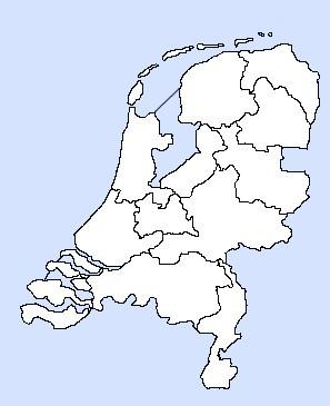Naaktstranden in Nederland