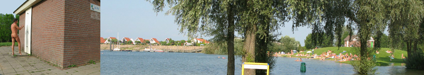 Rhederlaag, Bahrsche Strand